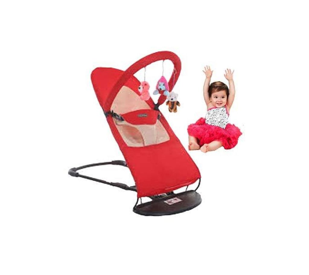 Baby Bouncer With Toy