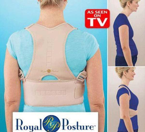 Royal Posture