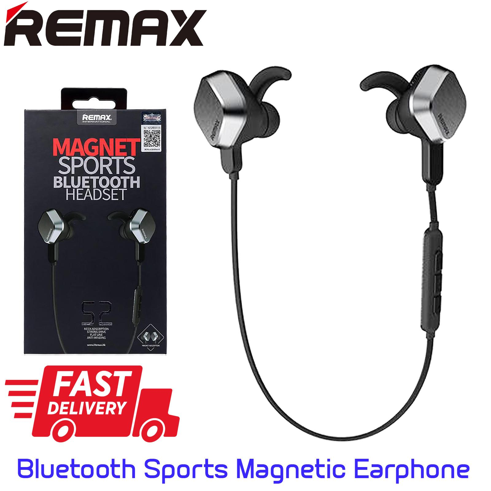 REMAX RM S2 Sports Magnet Headset