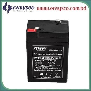 4.5 Ah Kenson Korea Brand SMF Battery