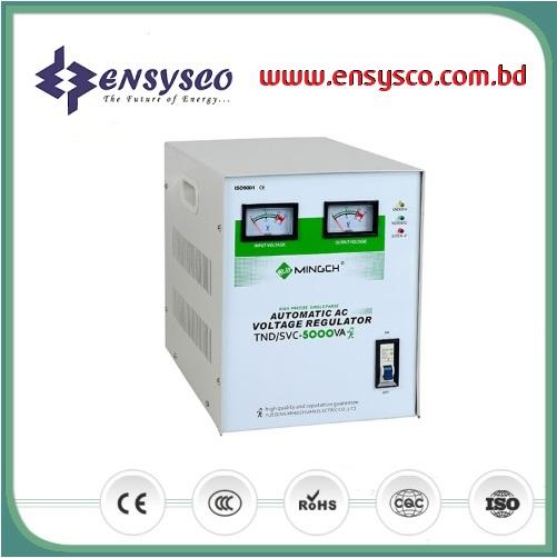 5KVA Voltage Stabilizer Price BD   5KVA Voltage Stabilizer