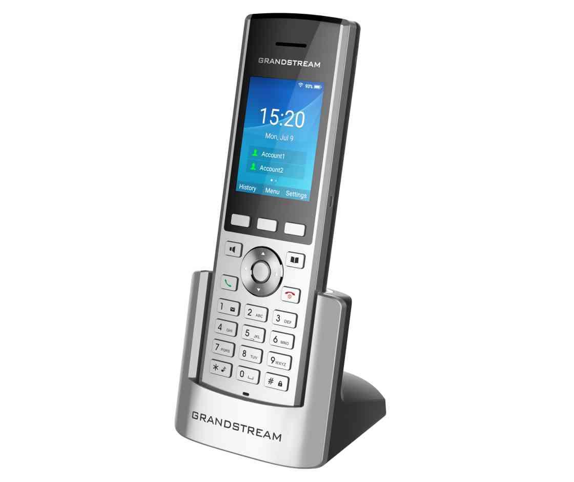 Grandstream WP810 Cordless WiFi IP Phone