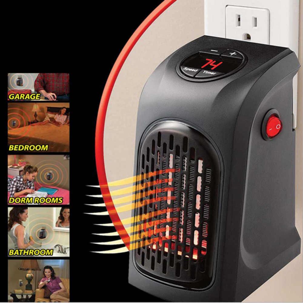 Portable Mini Handy Electric Fan Heater