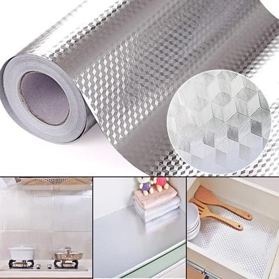 Oil and Water Proof Foil Kitchen Stickers