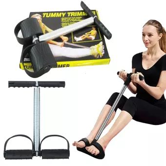 Tummy Trimmer Exercise Waist Workout Fitness Equipment Gym